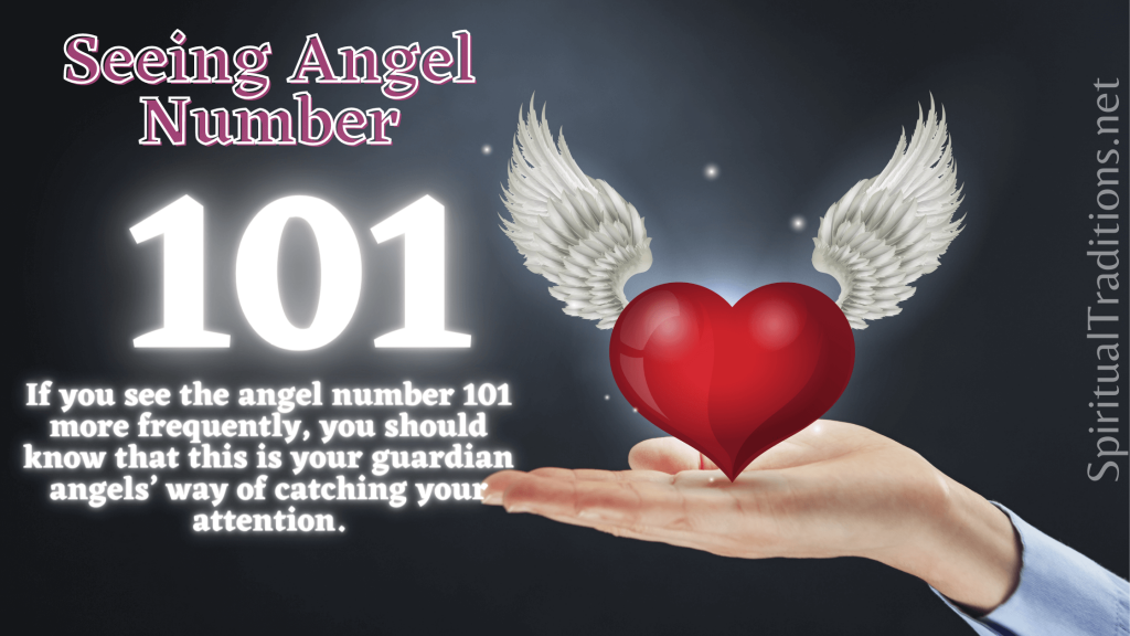 numerology number 101