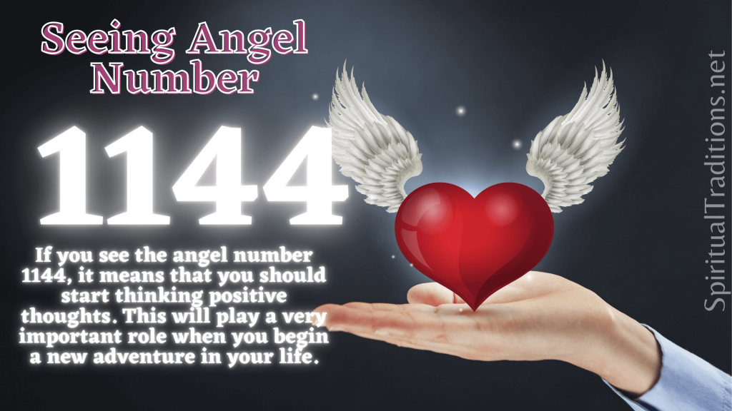 numerology meaning 1144