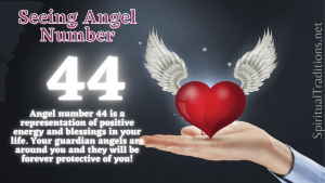 Angel number 44