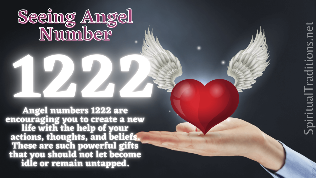 numerology meaning 1222