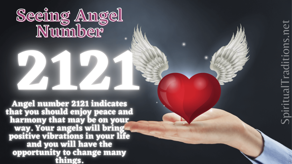 numerology meaning 2121