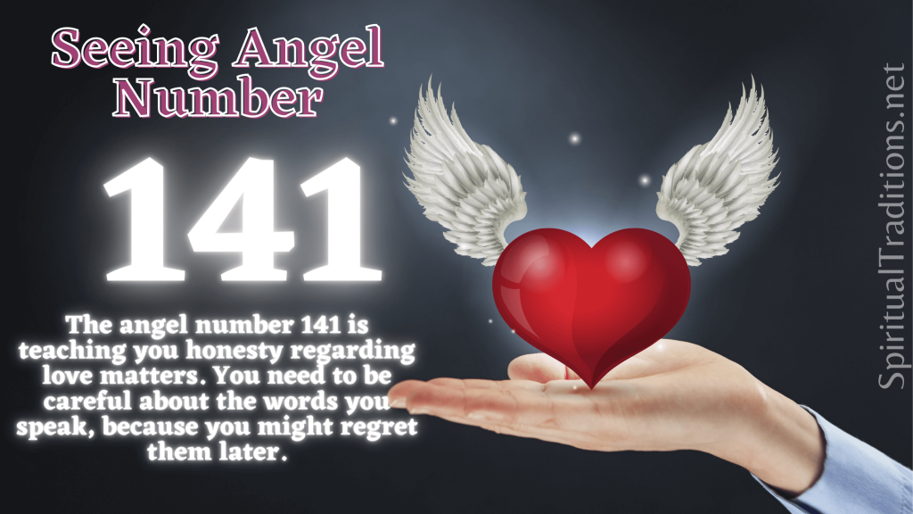 numerology meaning 141