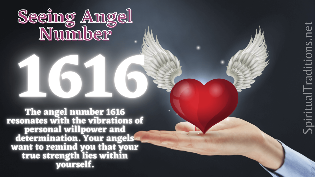 numerology meaning 1616