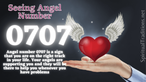 0707 Angel Number Meanings