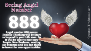 888 Angel Number Meanings