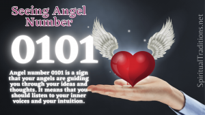 Angel Number 0101