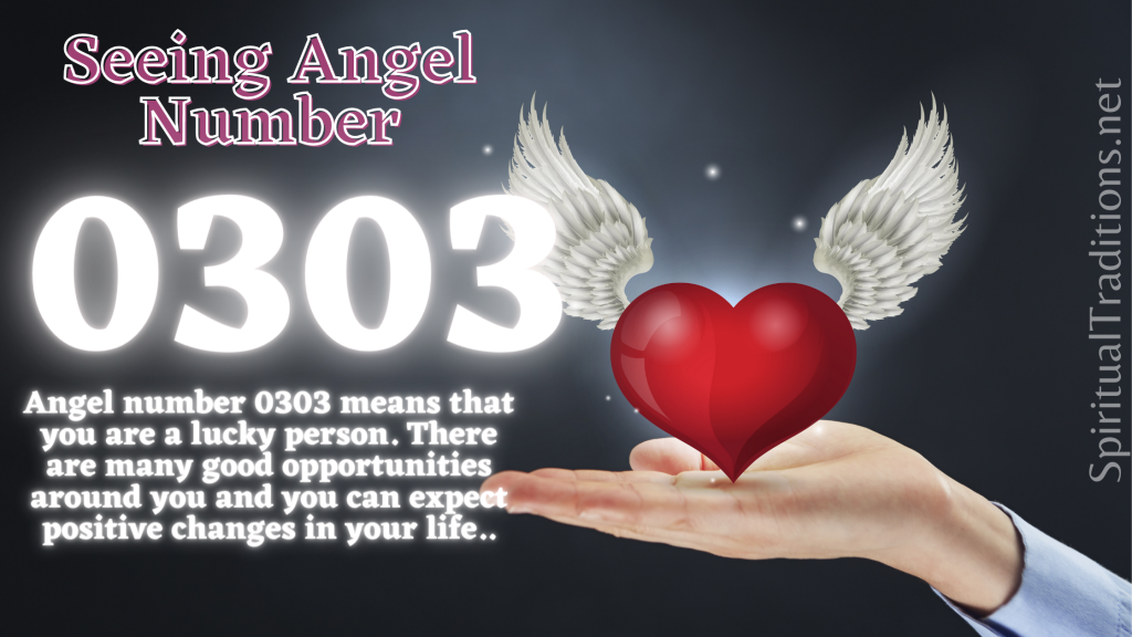 numerology meaning 0303