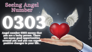 Angel number 0303