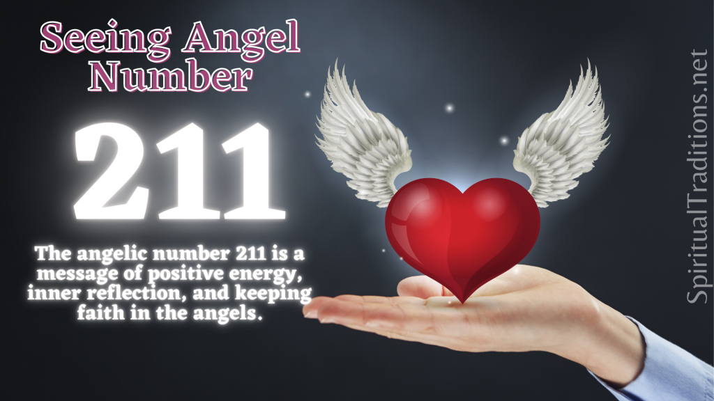 numerology angel number 211