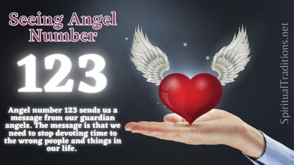 numerology number 123