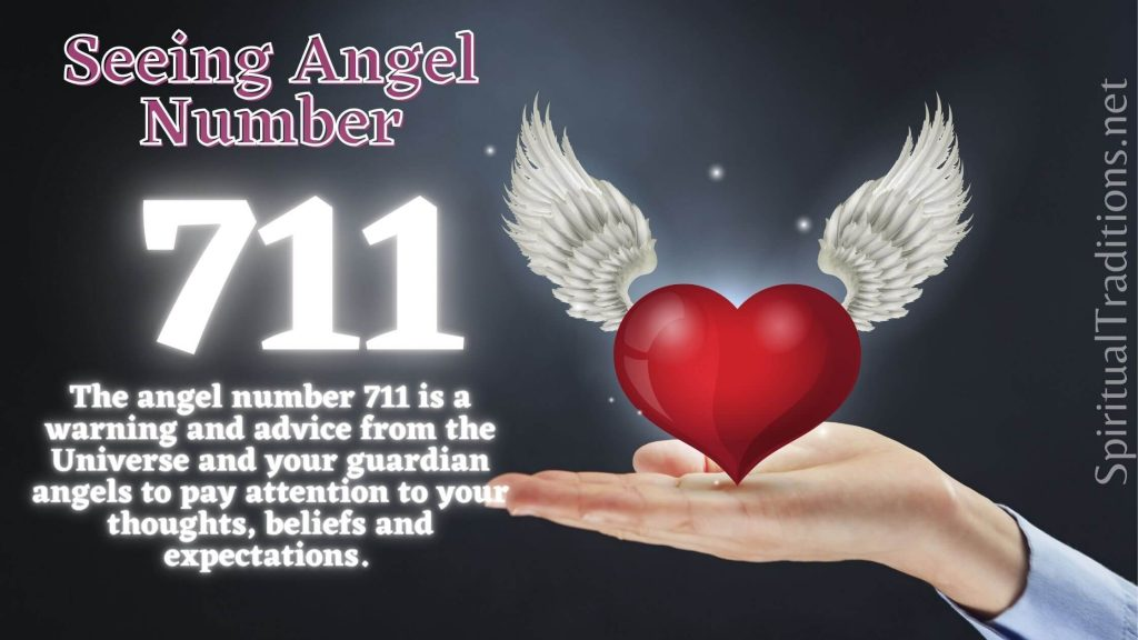 numerology meaning of 711